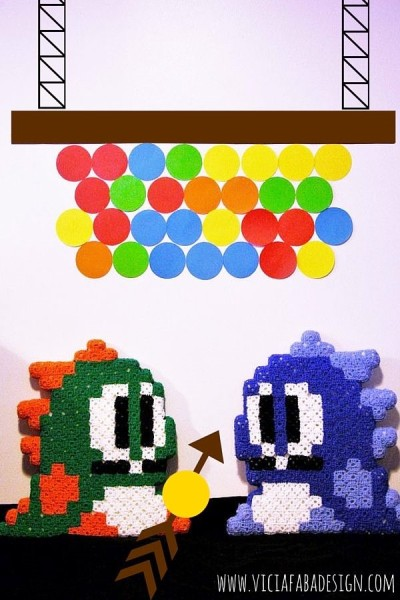 crochet bubble bobble